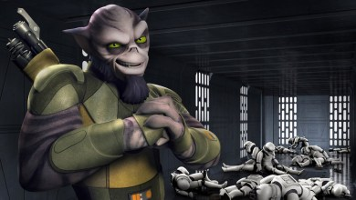 Photo of Meet Star Wars Rebels' Zeb!