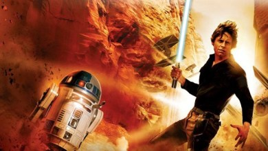 Photo of Jacket Art for Star Wars: Heir to the Jedi revealed!