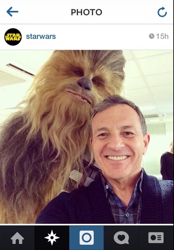 Instagram Chewie