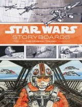 Review: Star Wars Storyboards Edited by J.W. Rinzler from Abrams, New York.