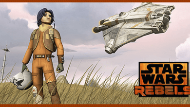 Photo of Star Wars Rebels Review: S1.E02 Fighter Flight