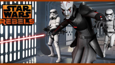 Photo of Star Wars Rebels Season 1 Production Numbers and Air Dates.