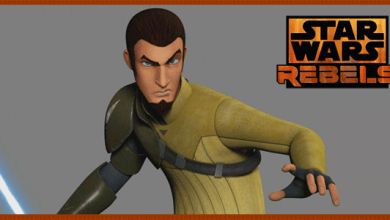 Photo of Star Wars Rebels Short Clip: See Kanan Fight Stormtroopers and Chopper in Action!