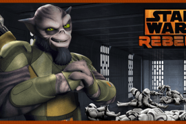 rebels zeb1 - Video: Real Life Chopper meets Artoo, plus short Star Wars Rebels Clip!