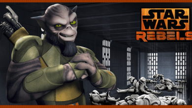 Photo of Star Wars Rebels 'Droids in distress' Episode review