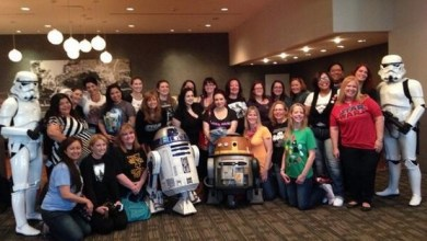 Photo of A Collection of Tweets from the Star Wars Rebels Event