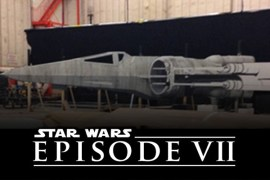 LaBU3wu - Spirits are high on the set of Star Wars: Episode VII despite production setback!