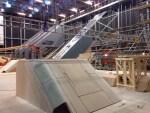 millennium falcon star wars spoiler sneak peek behind the scenes photos 0110 480w
