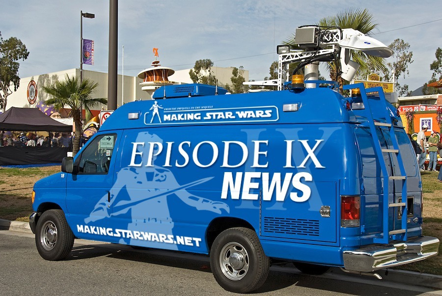 Star Wars: Episode IX's Jordan filming and what social media tells us about who may be on set.