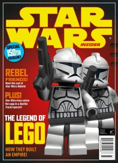 star wars insider 150 lego clone troopers