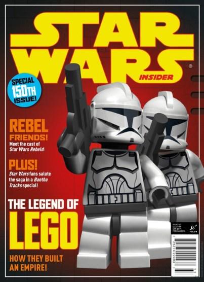 star wars insider 150 lego clone troopers