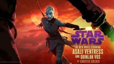 Photo of Del Rey Announced New Novel With Asajj Ventress and Quinlan Vos