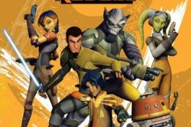 Rise of the Rebels - Brian's Star Wars: Rebels: Rise of the Rebels Review!