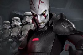 Star Wars Rebels - New Star Wars Rebels Extended Trailer just in time for SDCC