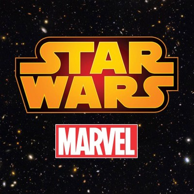 StarWars Marvel 0