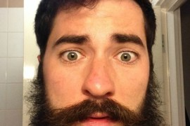 beard1 - Poor Man Grows Beard For 3 Months to be Star Wars: Episode VII Extra!