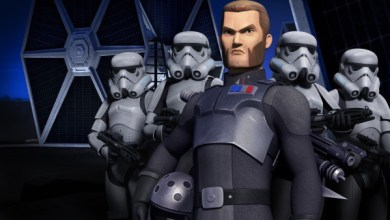 Photo of Star Wars Rebels: First Look at Agent Kallus