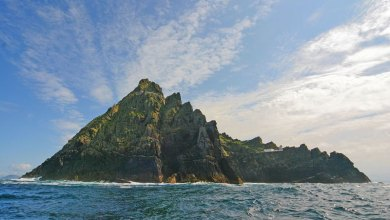 Photo of Star Wars: Episode VII Skellig Michael Island shoots next week