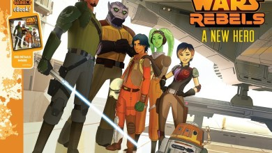 Photo of JM Review: Star Wars Rebels: A New Hero by Pablo Hidalgo