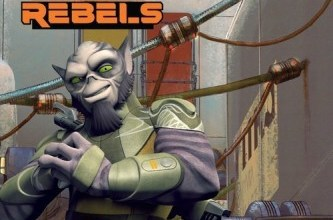 Photo of Brian's Star Wars Rebels: Zeb to the Rescue! Review