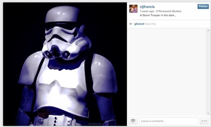 Stormtrooper Photo