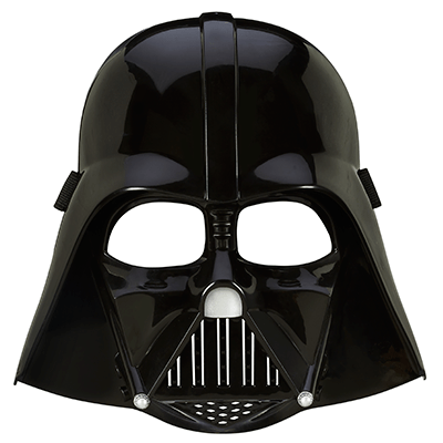 Vader Mask - Star Wars Rebels to air on ABC Sunday, October 26th with Darth Vader!