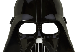 Vader Mask - Star Wars Rebels to air on ABC Sunday, October 26th with Darth Vader!