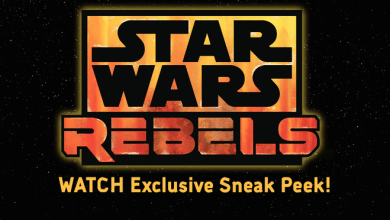 Photo of Watch a New Sneak Preview of Star Wars Rebels!