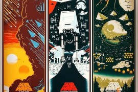 Eric Tan Star Wars Trilogy - Collectibles Round-Up: Lego My Mando, Shadow Troopers, College Shirts and Mind/Wallet Blowing Disney Art