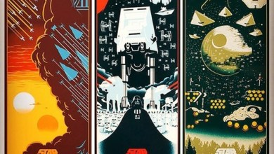 Eric Tan Star Wars Trilogy