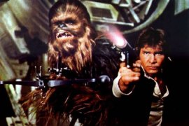 Han Solo Chewbacca - Concept Description: A Hole in the Ground! Han and Chewie's Big Adventure!