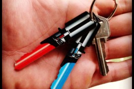 Space Keys 2 - Collectibles Round-Up: Lightsaber Keys, Black Series Shadow Troopers, Missing Rebels Figures & Hot Toys