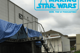 Stairway to Heaven - Star Wars: The Force Awakens Stage Report and Photo: Stairway to Heaven!