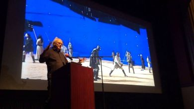 Video: Dennis Muren's presentation before Attack of the Clones 3D in San Rafael!
