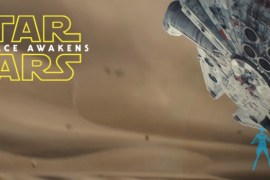 TFA16 - Star Wars: The Force Awakens: The Gigantic Freighter and what happens there!