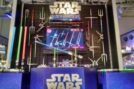star wars bladebuilders hasbro - Toy Fair 2015: Star Wars Toys at Hasbro's Preview Event
