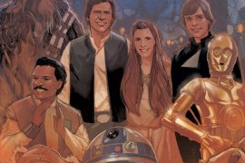 Marvel Pre TFA - Marvel's Journey to Star Wars: The Force Awakens first image revealed!