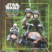 SW Epic Yarns_Return of the Jedi_FC_ © & TM Lucasfilm Ltd.