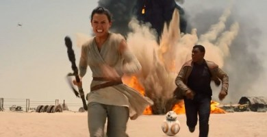Photo of Tidbit about Rey's Fighting Style in Star Wars: The Force Awakens