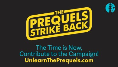 "Photo of Teaser Trailer for Star Wars Prequel Documentary ""The Prequels Strike Back""!"