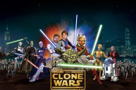 Star Wars The Clone Wars - How 'The Clone Wars' Helped Me Love the Whole Saga By Brandon Rhea
