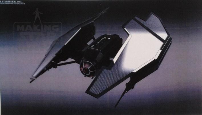 IMG 1091 - Rumors on Star Wars: Episode VIII's TIE fighters!