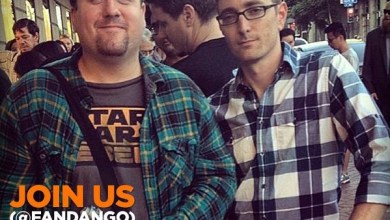 Tune in to Fandango on Periscope with Jason and Randy tonight, 6:30 PST!