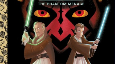 Photo of Iconic Random House Little Golden Books Line Retells Star Wars Films for the First Time