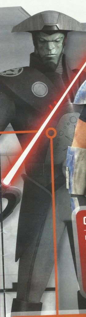 star wars rebels season two male inquisitor - Star Wars Rebels: Female Inquisitor Unmasked