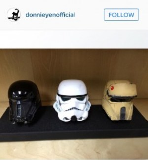 Rogue One Helmets