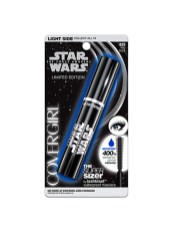 covergirl star wars light side mascara very black