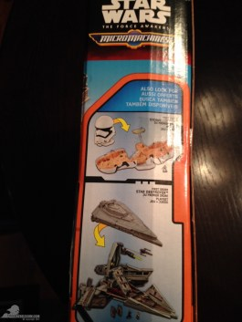 star wars the force awakens millennium falcon micromachines playset 080615 003