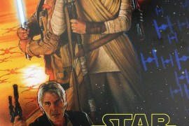 star wars poster full.0.0 - Drew Struzan says Star Wars: The Force Awakens is probably the best Star Wars movie!
