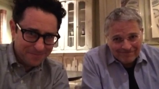 Video: Abrams and Kasdan wish us a happy Star Wars Day and imply more casting is on the way!